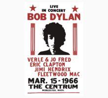 Bob Dylan 1966 by Stt2Design