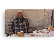 Farmers Market 4 Metal Print