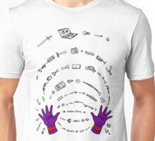 Magneto field Unisex T-Shirt