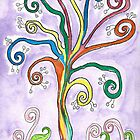 My Personal Bubble Tree by Deb Coats