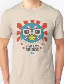 3Birds Luchador T-Shirt