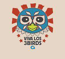 3Birds Luchador Unisex T-Shirt