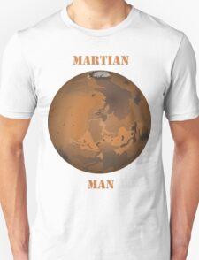 Martian Man T Shirt T-Shirt