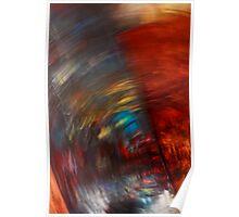 Farinia abstraction Poster