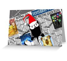 Christmas Special  Greeting Card