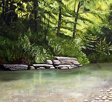 Kentucky Creek by Packrat