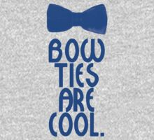 Bow ties are cool - Doctor Who by chekhovs