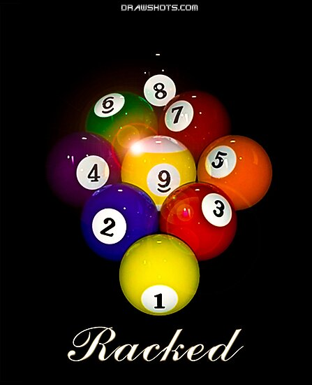 Racked by nineball