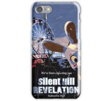 Silent Hill Revelation Poster iPhone Case/Skin