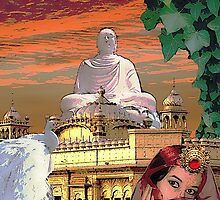 Indian Inspiration by Doris B. Lambling's colorgetics