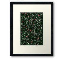 Woodland Floor Framed Print