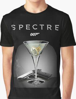 martini bond 007 spectre Graphic T-Shirt