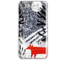 Winter Fox iPhone Case/Skin