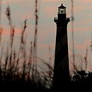 Hatteras Light by Robin Lee