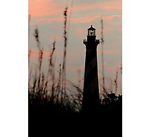 Hatteras Light Photographic Print