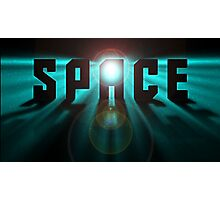 Space Stars Trek Sci fi Photographic Print