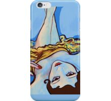Le Danseur Bleu-Phone Case iPhone Case/Skin
