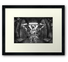 """E-mentally sound..."" Framed Print"