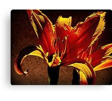 Pair Of Parapsychological Perennials Canvas Print