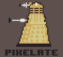 Pixelate Kids Clothes