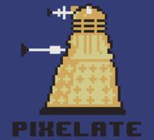 Pixelate by studown