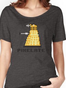 Pixelate Women's Relaxed Fit T-Shirt