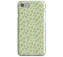 Tiny Bears Pattern iPhone Case/Skin