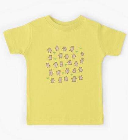 Tiny Bears Pattern Kids Tee