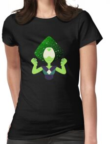 Peridot - Smol Nebula Womens Fitted T-Shirt