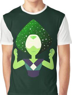 Peridot - Smol Nebula Graphic T-Shirt