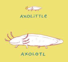 Axolittle Axolotl One Piece - Short Sleeve