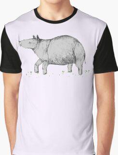 Rhino Calf Graphic T-Shirt