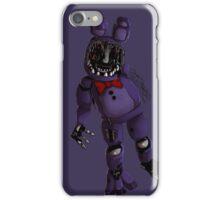 FNAF 2 - Withered Bonnie design iPhone Case/Skin