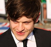 Iwan Rheon by Paul Bird