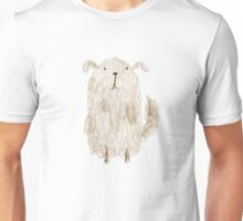 Fluffy Dog Unisex T-Shirt