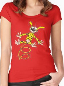 marsupilami Women's Fitted Scoop T-Shirt