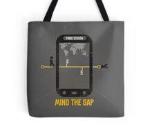 Mind the Media Tote Bag