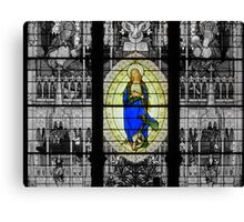 Holy Mary Canvas Print