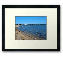 Gloucester Bay  Framed Print