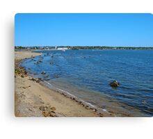 Gloucester Bay  Canvas Print