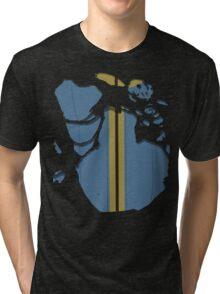 Vault dweller Tri-blend T-Shirt