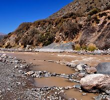 Chile, River Maipo, by Daidalos