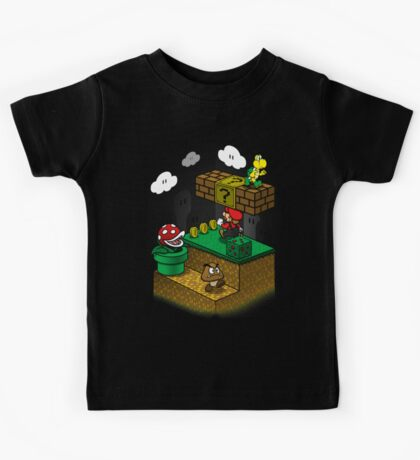 Through the stage Kids Tee