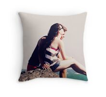LAURA SHAFER PHOTOGRAPHY #221 Throw Pillow