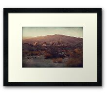 Always Reaching For Something Framed Print