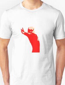 Wayne Rooney Celebration Unisex T-Shirt