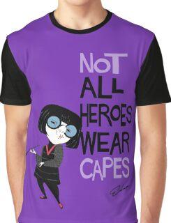 NO CAPES Graphic T-Shirt