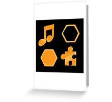 Banjo Kazooie Collection Greeting Card
