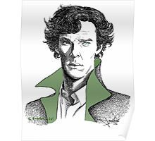 The Sherlock Variations (Green) Poster