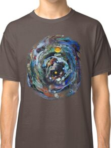 Psychedelic Space  Classic T-Shirt